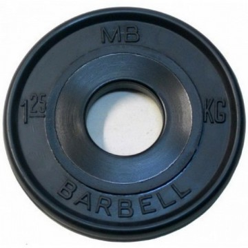 Диски / MB Barbell / MB-PltBE-1,25