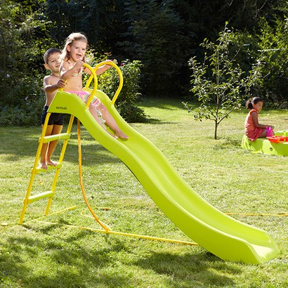 Водная детская горка Kettler Slide With Water Hose Connector