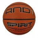 Баскетбольный мяч AND1 Spirit Sz5