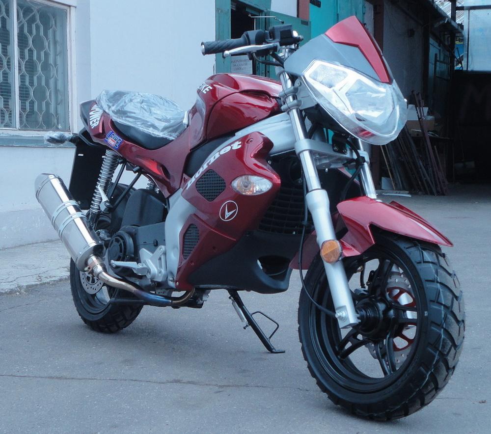 Verwonderlijk Купить мотоциклы leike lk180gy-2 hornet (Sport-L.ru) AZ-25
