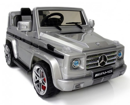 Электромобили / Joy Automatic / Mercedes Benz G55 AMG