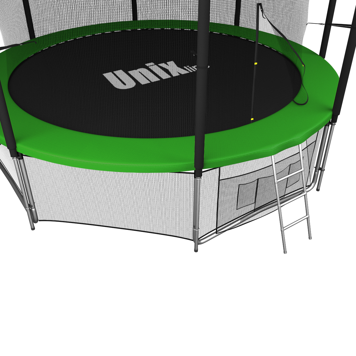 ����� UNIX 14ft Inside Green