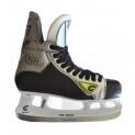 Коньки хоккейные GRAF Super 451 SR со стаканом GRAF Cobra PRO 2000