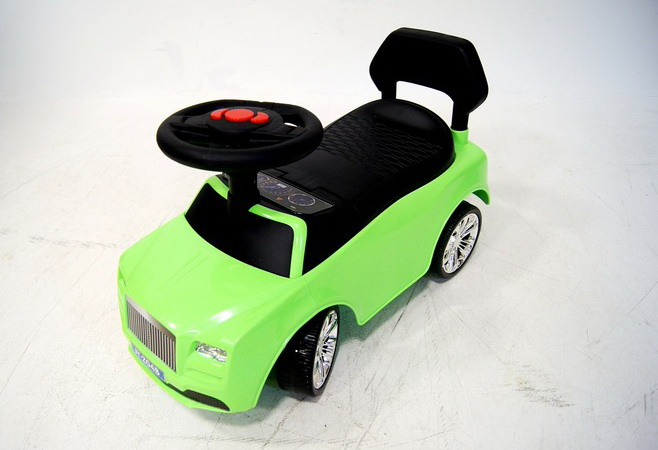 Толокар RiverToys JY-Z04A Bentley, цвет зеленый
