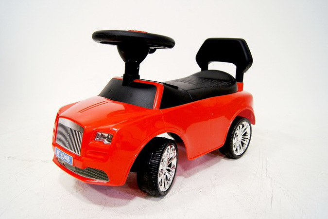 Толокар RiverToys JY-Z04A Bentley, цвет красный