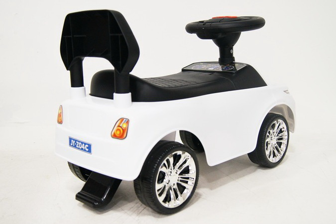 Толокар RiverToys JY-Z04A Bentley, цвет белый