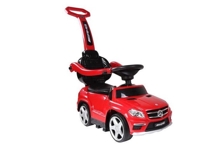 Толокар (каталка) RiverToys Mercedes-Benz GL63 A888AA-M, цвет синий
