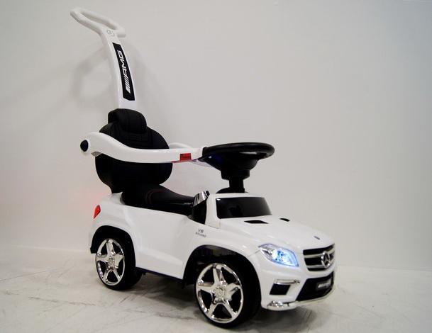 Толокар (каталка) RiverToys Mercedes-Benz GL63 A888AA-M, цвет красный