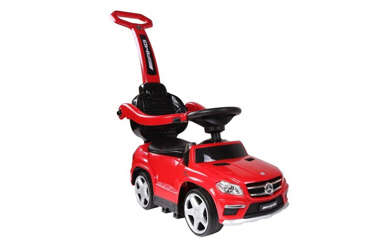 Толокар (каталка) RiverToys Mercedes-Benz GL63 A888AA-H, цвет красный