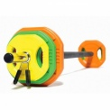 Штанга для аэробики Боди памп Pure2Improve Cement Barbell Set 20kg